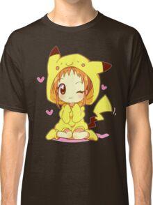 Anime Chibi - Pikachu Classic T-Shirt