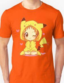 Anime Chibi - Pikachu T-Shirt