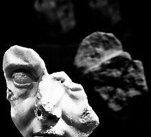 broken bust by novopics