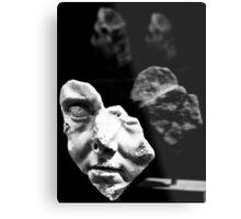 broken bust Metal Print