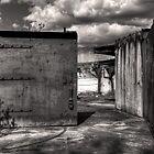 Doors - North Head, Sydney by Jason Ruth
