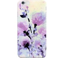 soft abstract bouquet iPhone Case/Skin