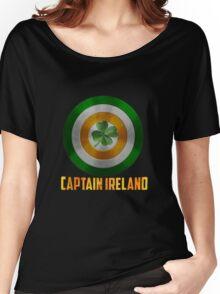 Captain Ireland Women's Relaxed Fit T-Shirt