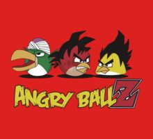 Angry Ball Z by Faniseto
