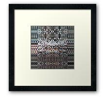 P1450223 _P1450243 _XnView _GIMP Framed Print