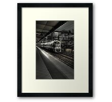 Transport for Interbeings  Framed Print