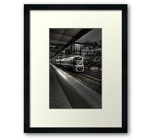 Transport for Interbeings  Framed Print