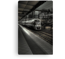 Transport for Interbeings  Canvas Print