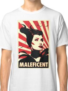 Maleficent- Angelina Jolie Classic T-Shirt