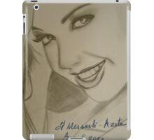 Thalia 8 iPad Case/Skin