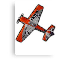Extra 300 RC Plane Canvas Print