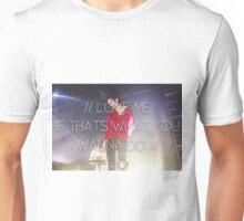 // Love Me // Unisex T-Shirt