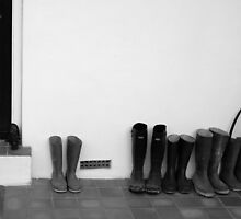 Wellie Boots by markheathcote