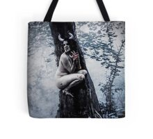 the demon within Tote Bag