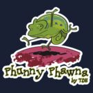 Phunny Phawna - Chameleon by thedrawinghands