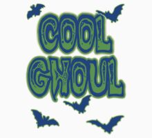 Cool Ghoul (blue) Kids Clothes