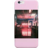 // LOVE ME // iPhone Case/Skin