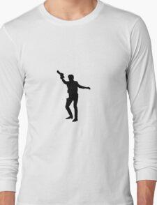 Han Solo of Star Wars Long Sleeve T-Shirt