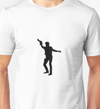 Han Solo of Star Wars Unisex T-Shirt