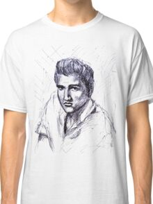 Elvis The King Classic T-Shirt