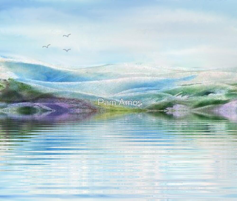 Lake Views by Pam Amos