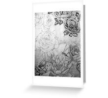 Flowers by Annie Greeting Card