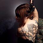 Tattooed Beauty by Krisztian Sipos
