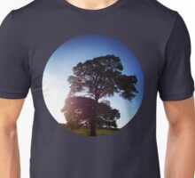 Wales in blue Unisex T-Shirt