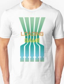 Loading Game Unisex T-Shirt