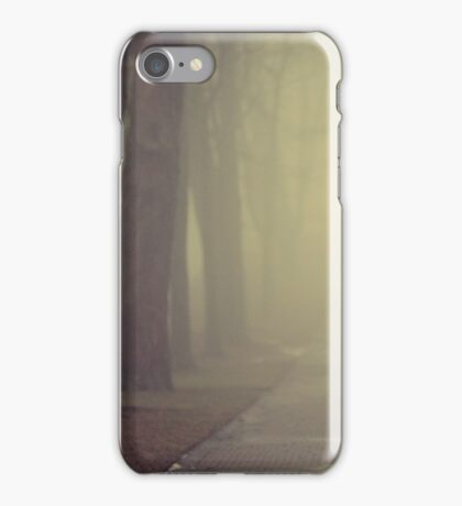 autumn gloom  iPhone Case/Skin