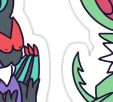 Noivern and Shiny Noivern #715 Sticker
