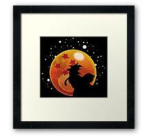 The Moon Child II Framed Print