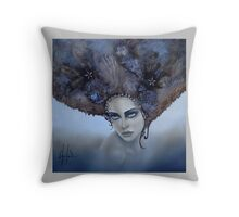 Brume d'automne Throw Pillow