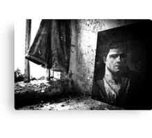 Forever Watching, Forever Waiting Canvas Print