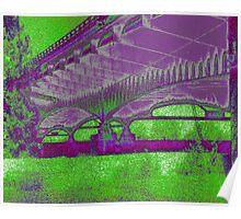 River Bridge Poster