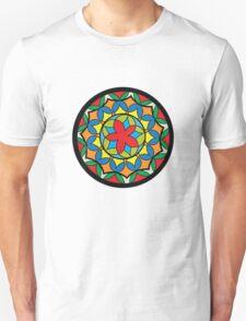 Flower Mandela Unisex T-Shirt