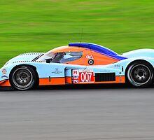 007 Lola Aston Martin by Willie Jackson