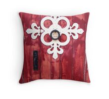 Ashby Doorway Throw Pillow