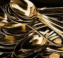Golden Spoon by RosiLorz