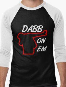 Dabb On Em Men's Baseball ¾ T-Shirt