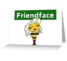 The IT Crowd – Friendface – Maybe Find That Special Someone Greeting Card