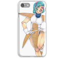 Bulma Card iPhone Case/Skin