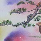 Bonsai - left by ddonovan