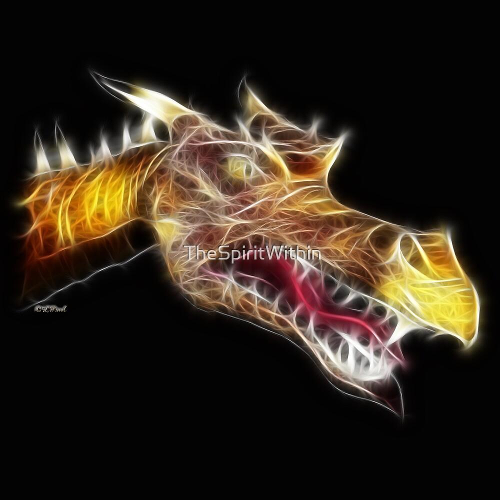 Shades of Myth™- The Dragon by Liane Pinel