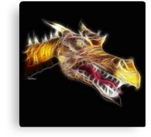 Shades of Myth™- The Dragon Canvas Print