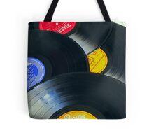 Round and Retro Tote Bag