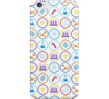 Pattern of Science iPhone Case/Skin