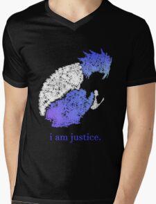 Death Note - L Mens V-Neck T-Shirt