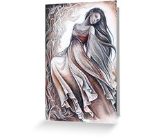 Luthien Tinuviel Greeting Card