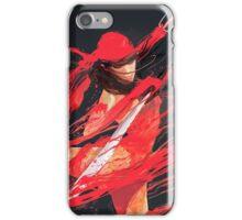 Elektra Natchios II iPhone Case/Skin